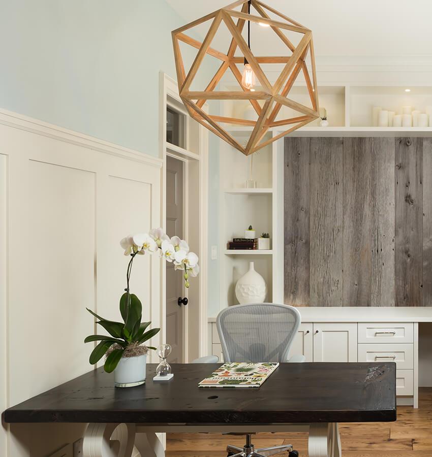 Home Office Light Fixture