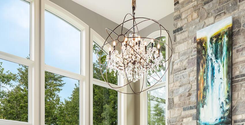 Modern Living Room Light Fixture