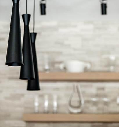 Modern Kitchen Light Fixture