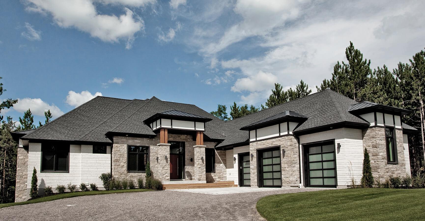 Modern Custom Home