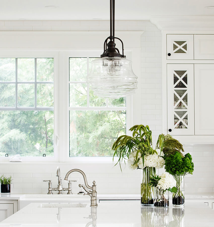 Traditional Kitchen Light Fixtures