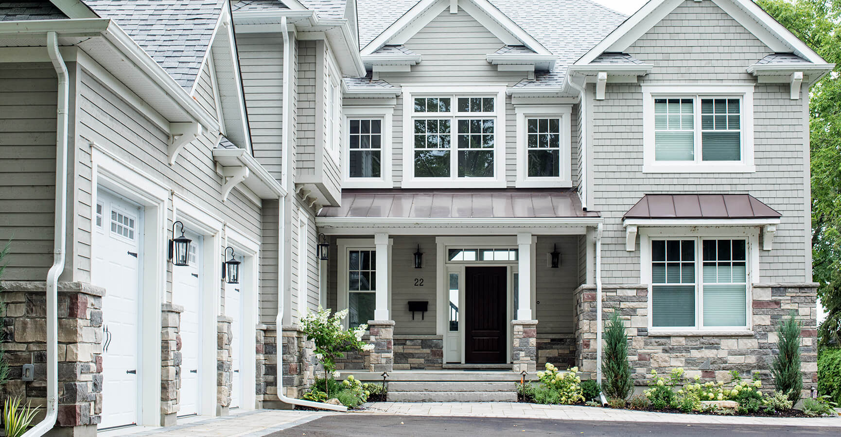 Traditional Waterfront Home