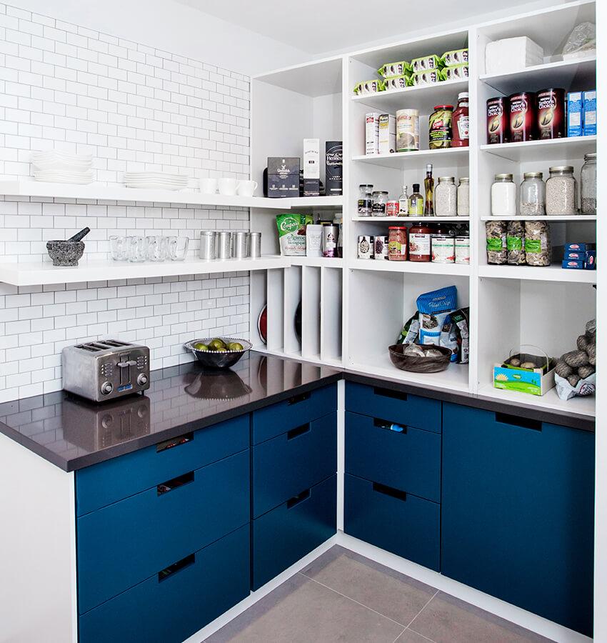 Kitchen Pantry Storage