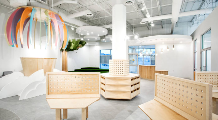 Childcare Museum Interior Design