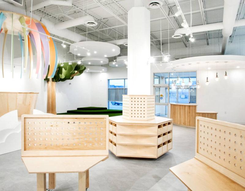 Childcare Museum Interior Design