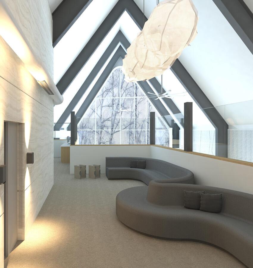 Nordic Spa Interior Design