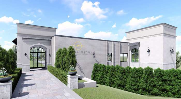 Cavana Spa and Salon Rendering